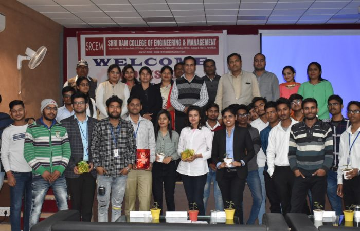 TECH-TALK 2K20 competition conducted by CSE