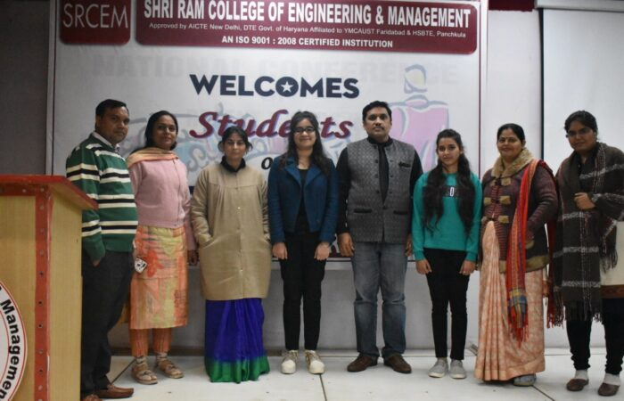 SRCEM Family have organised Environment Youth Forum 2K21